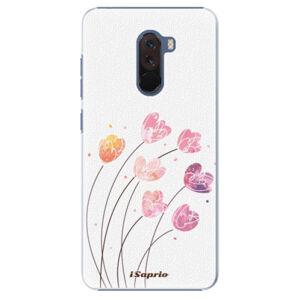 Plastové puzdro iSaprio - Flowers 14 - Xiaomi Pocophone F1