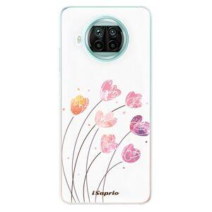 Odolné silikónové puzdro iSaprio - Flowers 14 - Xiaomi Mi 10T Lite