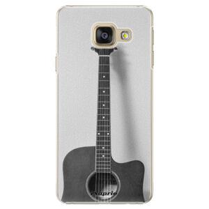 Plastové puzdro iSaprio - Guitar 01 - Samsung Galaxy A5 2016