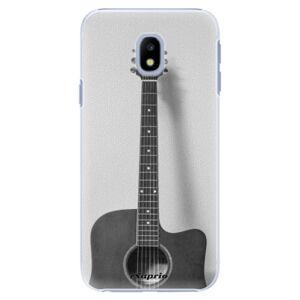 Plastové puzdro iSaprio - Guitar 01 - Samsung Galaxy J3 2017