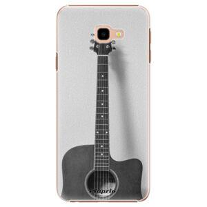 Plastové puzdro iSaprio - Guitar 01 - Samsung Galaxy J4+