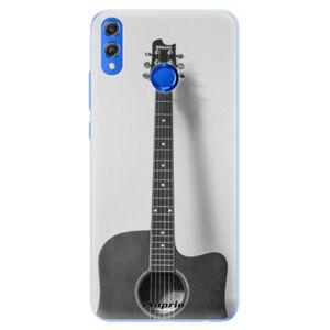 Silikónové puzdro iSaprio - Guitar 01 - Huawei Honor 8X