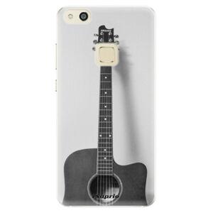 Silikónové puzdro iSaprio - Guitar 01 - Huawei P10 Lite