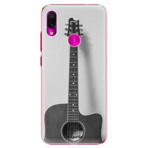 Plastové puzdro iSaprio - Guitar 01 - Xiaomi Redmi Note 7