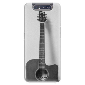 Plastové puzdro iSaprio - Guitar 01 - Samsung Galaxy A80