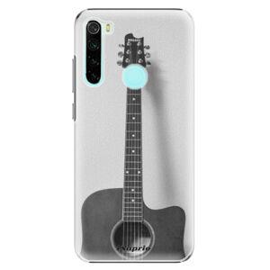 Plastové puzdro iSaprio - Guitar 01 - Xiaomi Redmi Note 8