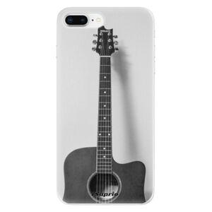 Odolné silikónové puzdro iSaprio - Guitar 01 - iPhone 8 Plus