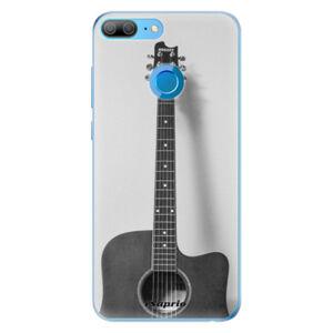 Odolné silikónové puzdro iSaprio - Guitar 01 - Huawei Honor 9 Lite