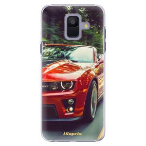 Plastové puzdro iSaprio - Chevrolet 02 - Samsung Galaxy A6