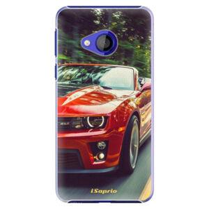 Plastové puzdro iSaprio - Chevrolet 02 - HTC U Play