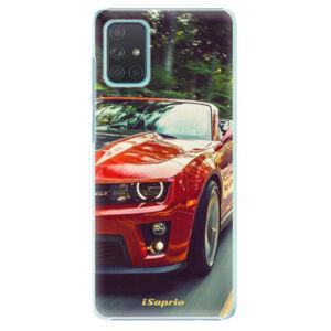 Plastové puzdro iSaprio - Chevrolet 02 - Samsung Galaxy A71