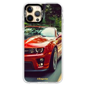 Silikónové puzdro Bumper iSaprio - Chevrolet 02 - iPhone 12 Pro
