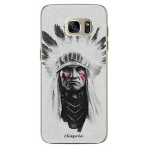 Plastové puzdro iSaprio - Indian 01 - Samsung Galaxy S7