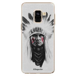Plastové puzdro iSaprio - Indian 01 - Samsung Galaxy A8 2018