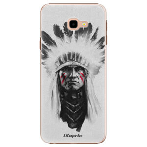 Plastové puzdro iSaprio - Indian 01 - Samsung Galaxy J4+
