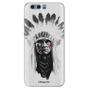 Silikónové puzdro iSaprio - Indian 01 - Huawei Honor 9
