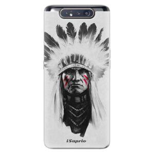 Odolné silikónové puzdro iSaprio - Indian 01 - Samsung Galaxy A80
