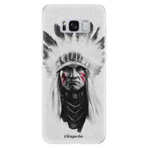 Odolné silikónové puzdro iSaprio - Indian 01 - Samsung Galaxy S8