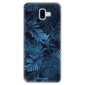 Odolné silikónové puzdro iSaprio - Jungle 12 - Samsung Galaxy J6+