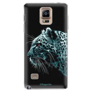 Plastové puzdro iSaprio - Leopard 10 - Samsung Galaxy Note 4