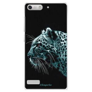Plastové puzdro iSaprio - Leopard 10 - Huawei Ascend G6