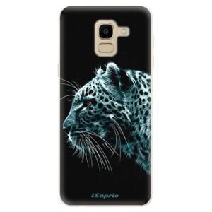 Odolné silikónové puzdro iSaprio - Leopard 10 - Samsung Galaxy J6