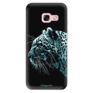 Odolné silikónové puzdro iSaprio - Leopard 10 - Samsung Galaxy A3 2017