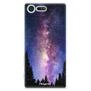 Plastové puzdro iSaprio - Milky Way 11 - Sony Xperia X Compact