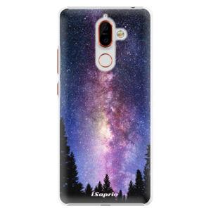 Plastové puzdro iSaprio - Milky Way 11 - Nokia 7 Plus