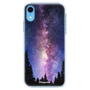 Plastové puzdro iSaprio - Milky Way 11 - iPhone XR