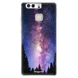 Silikónové puzdro iSaprio - Milky Way 11 - Huawei P9