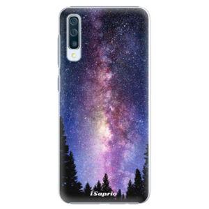 Plastové puzdro iSaprio - Milky Way 11 - Samsung Galaxy A50