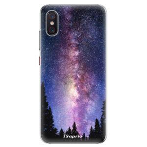 Plastové puzdro iSaprio - Milky Way 11 - Xiaomi Mi 8 Pro