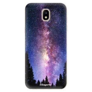 Odolné silikónové puzdro iSaprio - Milky Way 11 - Samsung Galaxy J5 2017