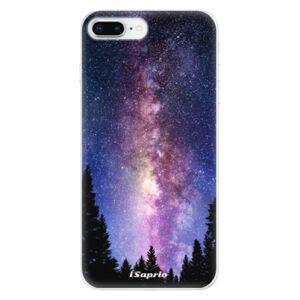 Odolné silikónové puzdro iSaprio - Milky Way 11 - iPhone 8 Plus