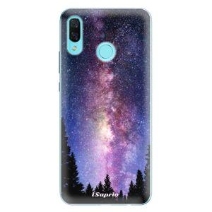 Odolné silikónové puzdro iSaprio - Milky Way 11 - Huawei Nova 3