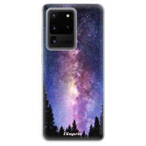 Odolné silikónové puzdro iSaprio - Milky Way 11 - Samsung Galaxy S20 Ultra