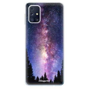 Odolné silikónové puzdro iSaprio - Milky Way 11 - Samsung Galaxy M31s