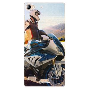 Plastové puzdro iSaprio - Motorcycle 10 - Lenovo Vibe X2
