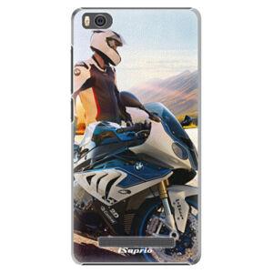 Plastové puzdro iSaprio - Motorcycle 10 - Xiaomi Mi4C