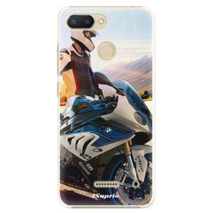 Plastové puzdro iSaprio - Motorcycle 10 - Xiaomi Redmi 6