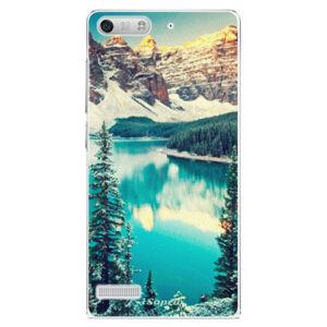 Plastové puzdro iSaprio - Mountains 10 - Huawei Ascend G6