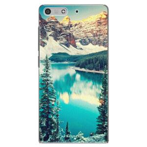 Plastové puzdro iSaprio - Mountains 10 - Huawei Ascend P7 Mini