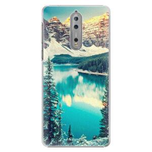 Plastové puzdro iSaprio - Mountains 10 - Nokia 8