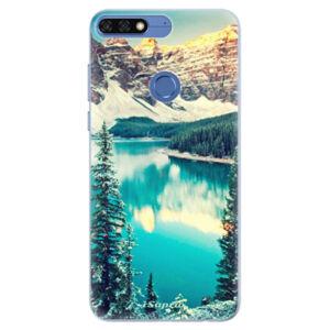 Silikónové puzdro iSaprio - Mountains 10 - Huawei Honor 7C
