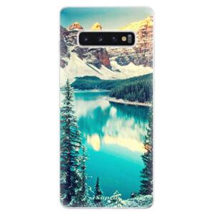 Odolné silikonové pouzdro iSaprio - Mountains 10 - Samsung Galaxy S10+