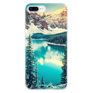 Odolné silikónové puzdro iSaprio - Mountains 10 - iPhone 8 Plus
