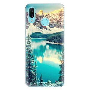 Odolné silikónové puzdro iSaprio - Mountains 10 - Huawei Nova 3