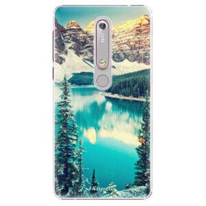 Plastové puzdro iSaprio - Mountains 10 - Nokia 6.1