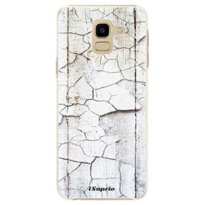 Plastové puzdro iSaprio - Old Paint 10 - Samsung Galaxy J6